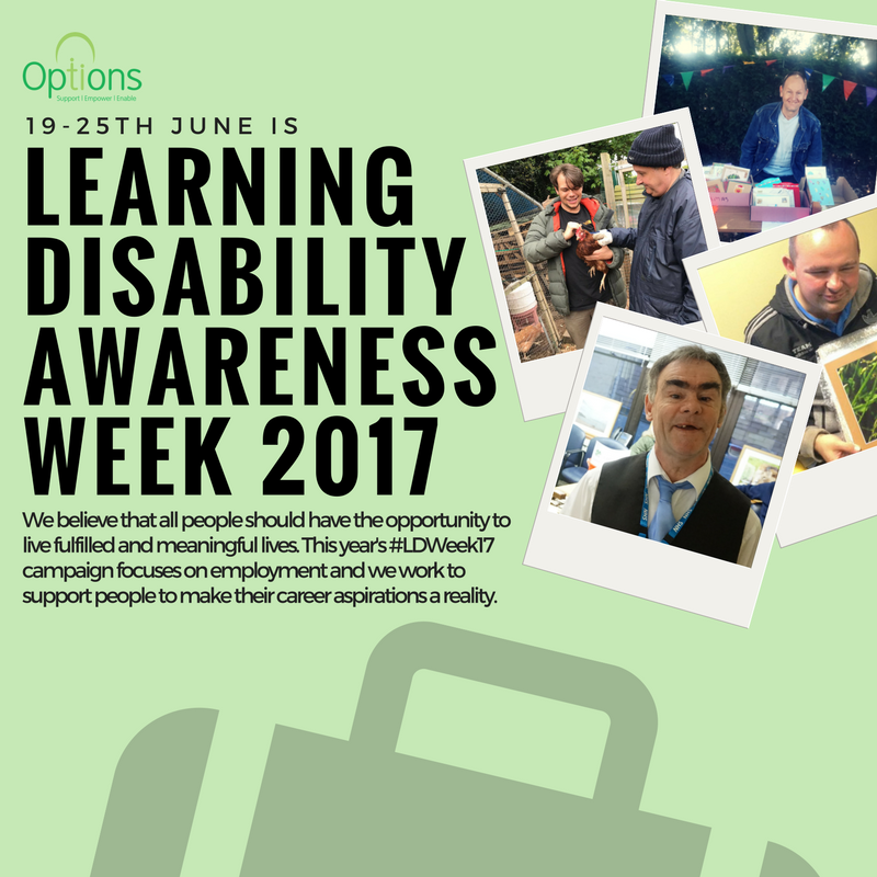 Learning Disability Awareness Week